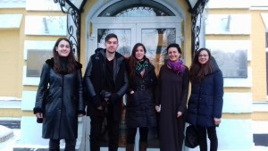 Meeting with the UN Country Team in Ukraine