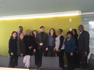 Meeting with New York City Department of Youth and Community Development